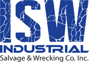 Industrial Salvage & Wrecking Co. Logo